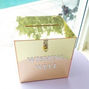 Gold Wishing Well 02