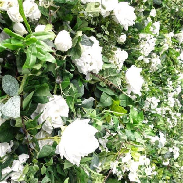 Premium Flower Wall Hire 02
